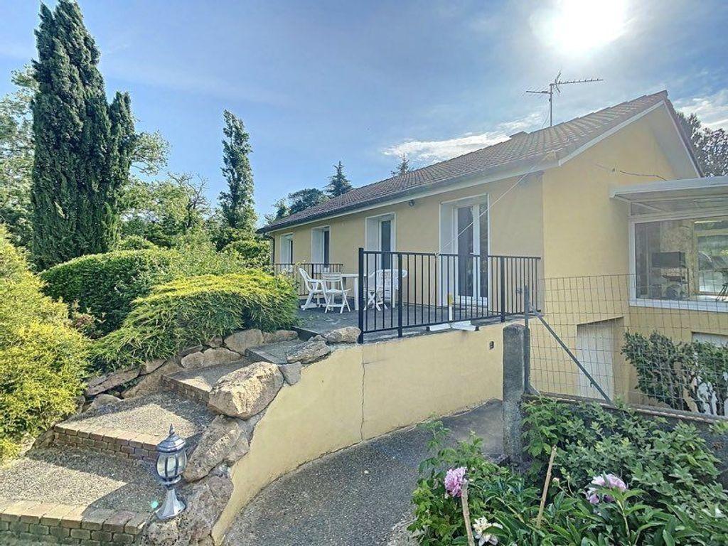 Achat maison 3chambres 130m² - Larnage