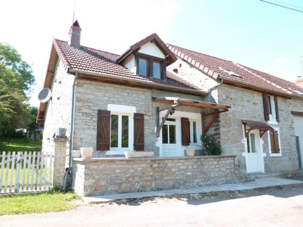 Achat maison 4chambres 140m² - Châtillon-en-Bazois
