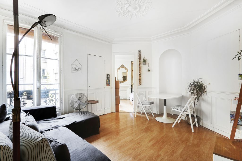 Achat appartement 2pièces 36m² - Paris 4ème arrondissement