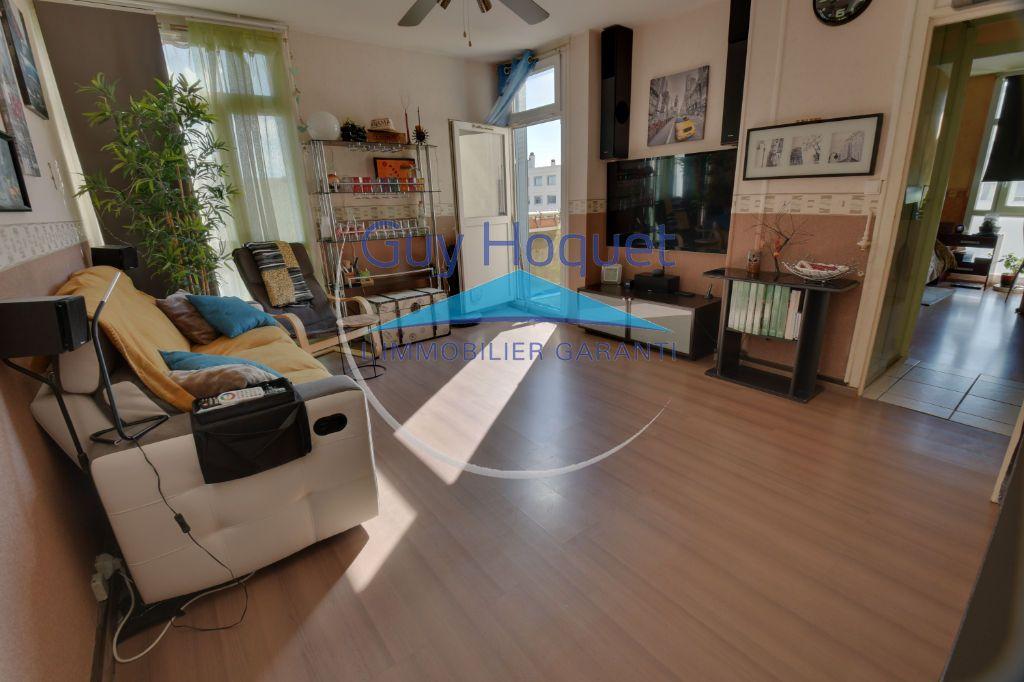 Achat appartement 3pièces 55m² - Lyon 8ème arrondissement