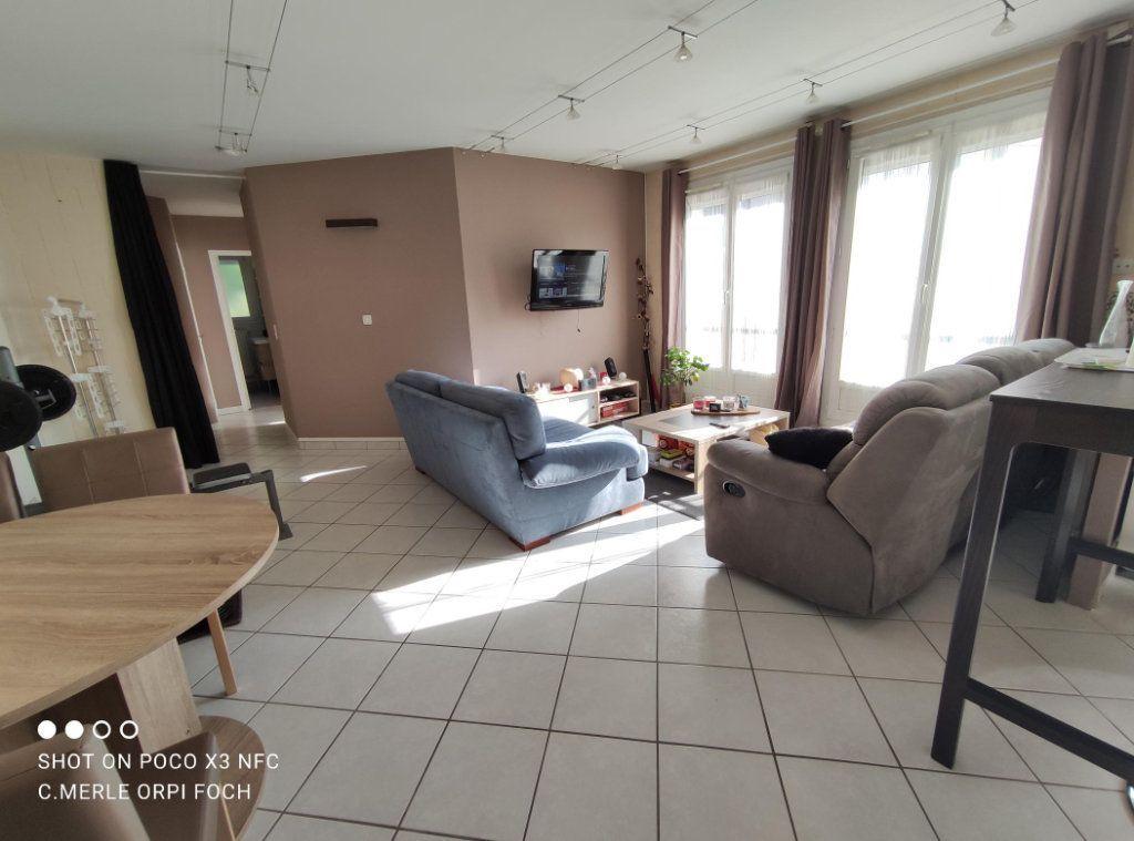Achat appartement 3pièces 61m² - Clermont-Ferrand