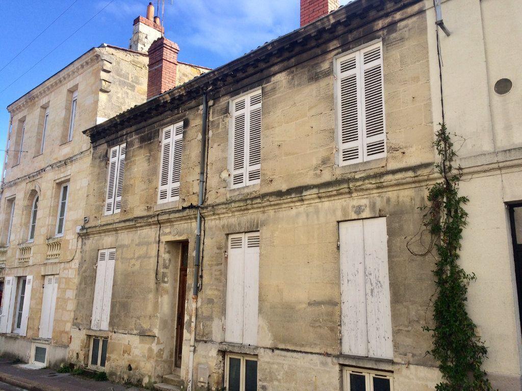 Achat studio 30m² - Bordeaux
