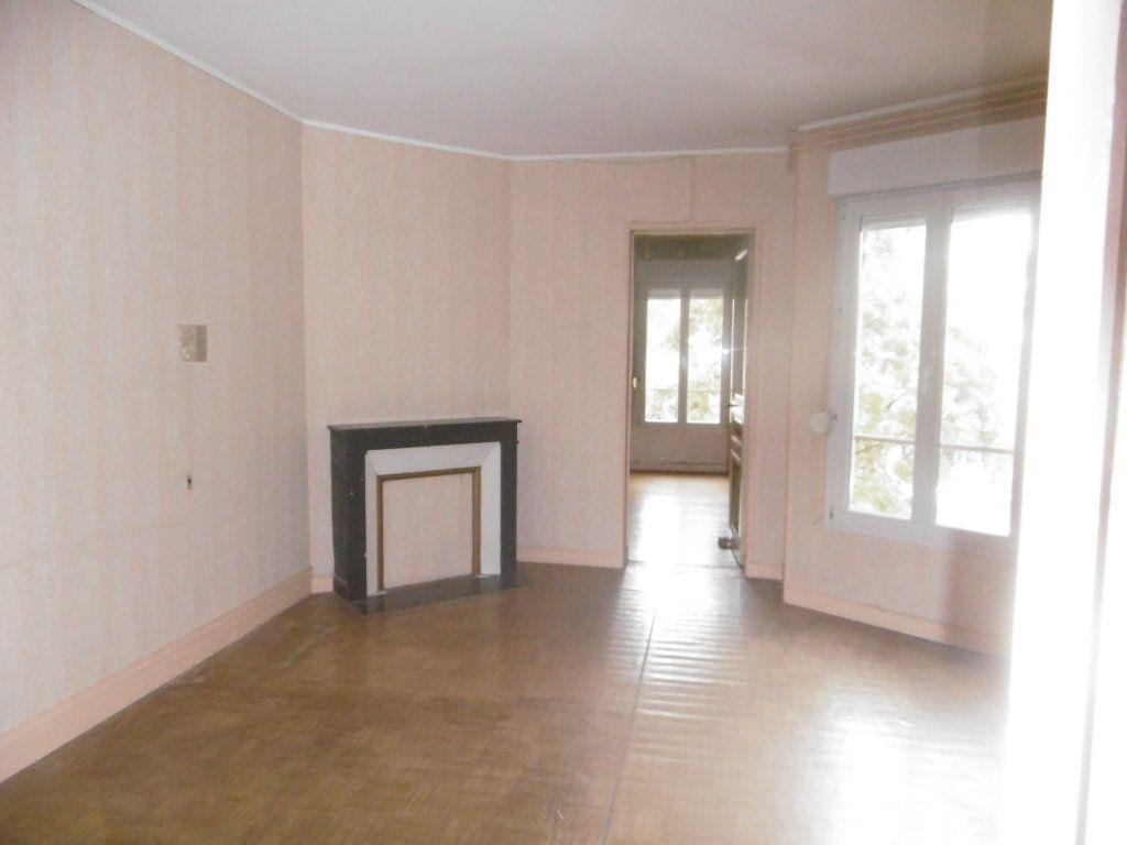 Achat appartement 3pièces 57m² - Reims