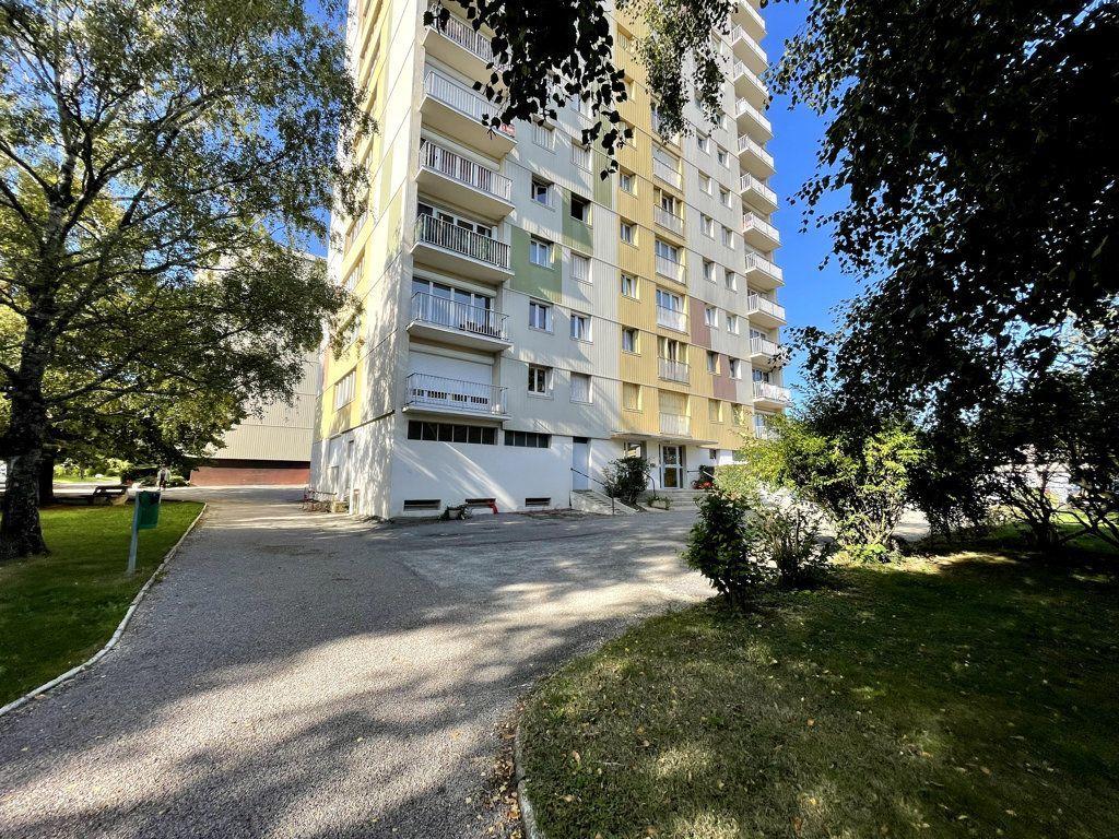 Achat appartement 3pièces 58m² - Dole