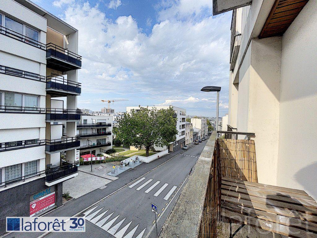 Achat appartement 4pièces 73m² - Brest