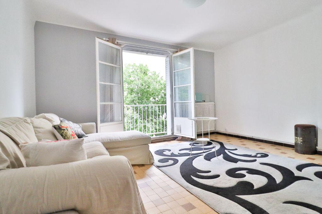 Achat appartement 3pièces 55m² - Marseille 2ème arrondissement