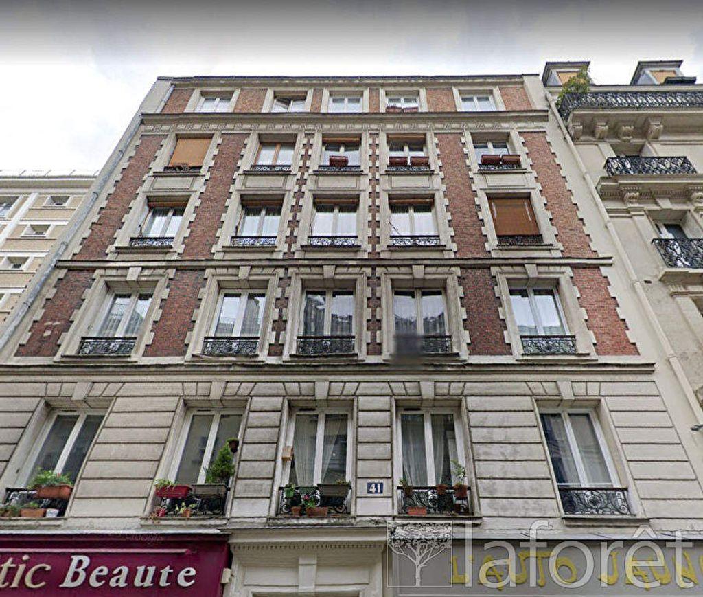 Achat appartement 2pièces 31m² - Paris 19ème arrondissement