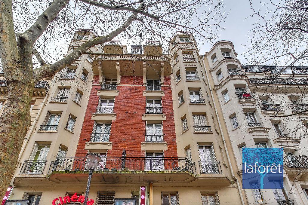 Achat studio 9m² - Paris 13ème arrondissement