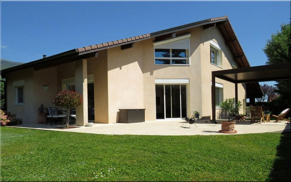 Achat maison 3chambres 155m² - Thoiry