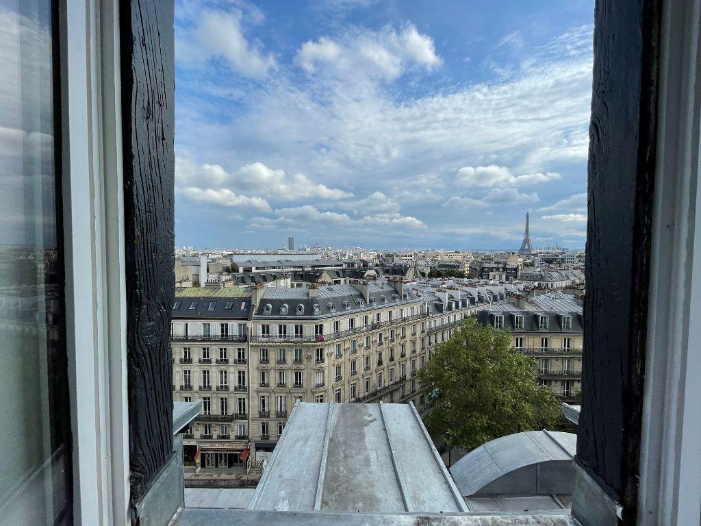 Achat studio 6m² - Paris 8ème arrondissement