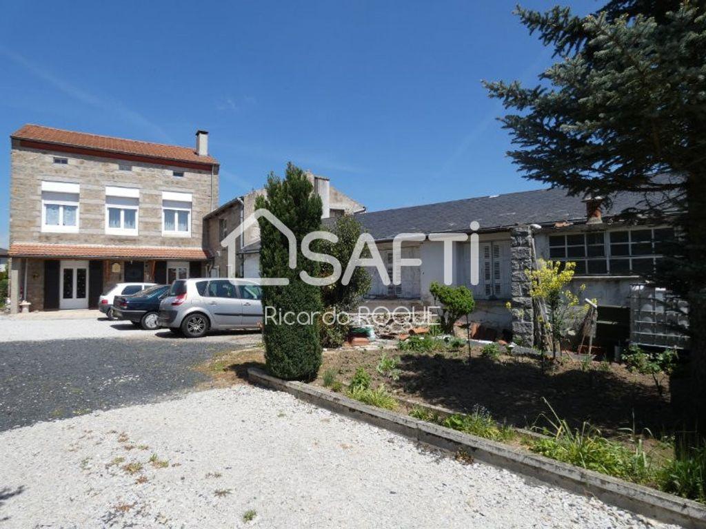 Achat maison 4chambres 133m² - Sainte-Sigolène