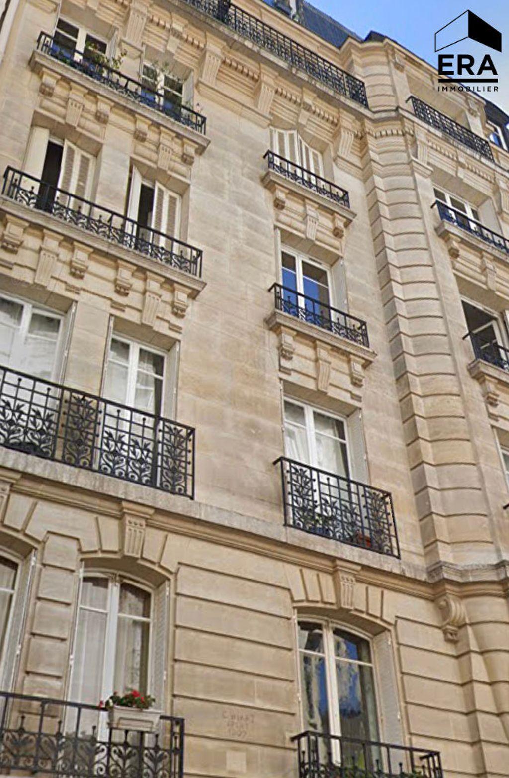 Achat studio 8m² - Paris 15ème arrondissement