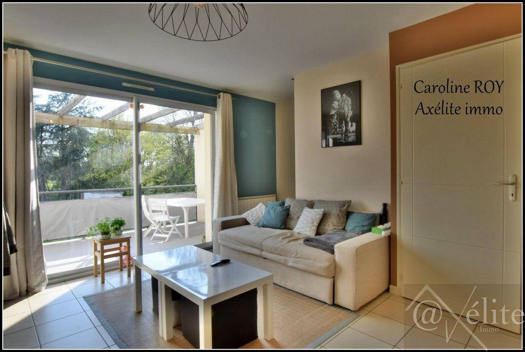 Achat appartement 3pièces 58m² - Gétigné