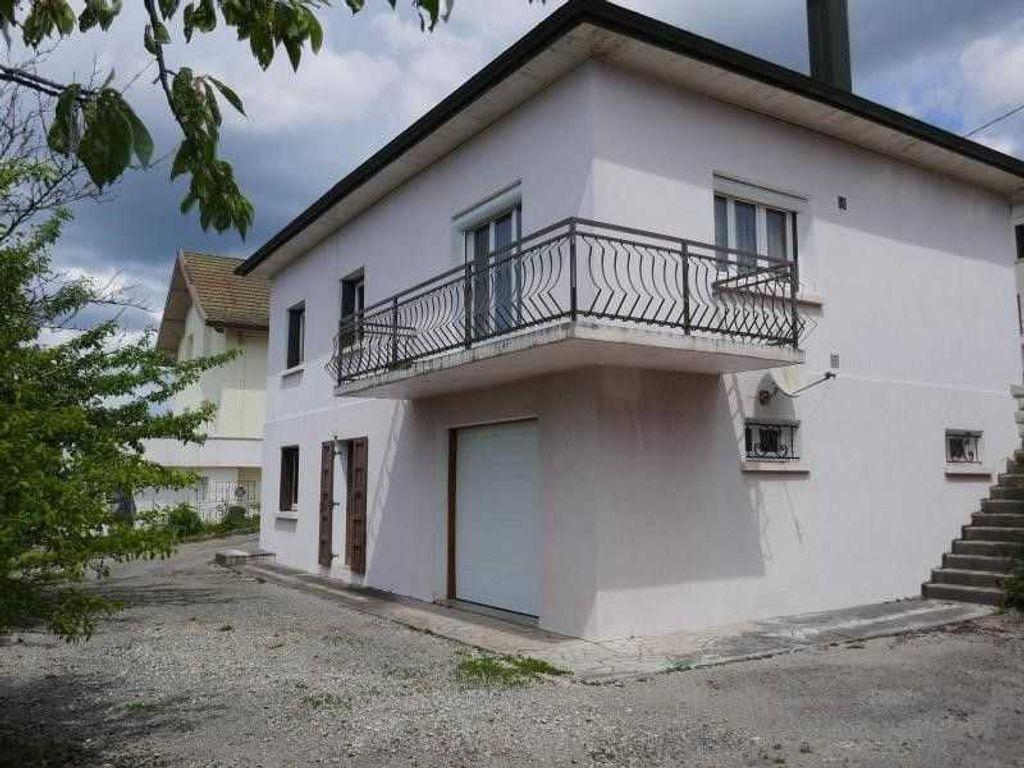 Achat maison 3chambres 100m² - Oyonnax