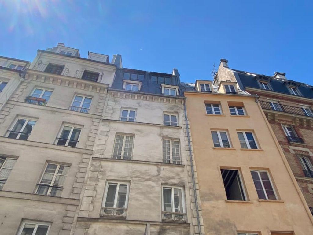 Achat studio 8m² - Paris 5ème arrondissement