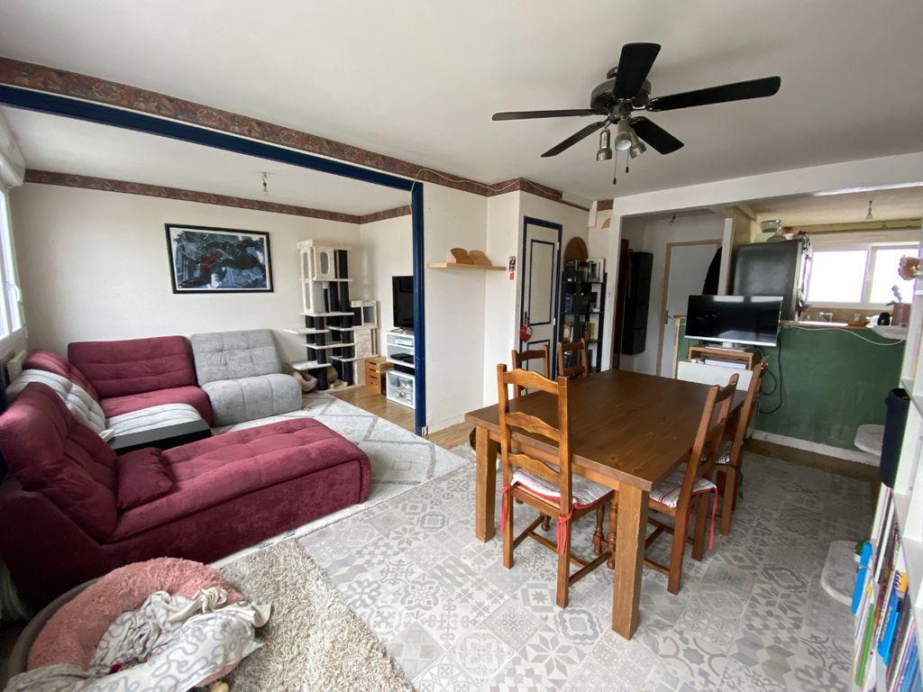 Achat appartement 4pièces 65m² - Brest