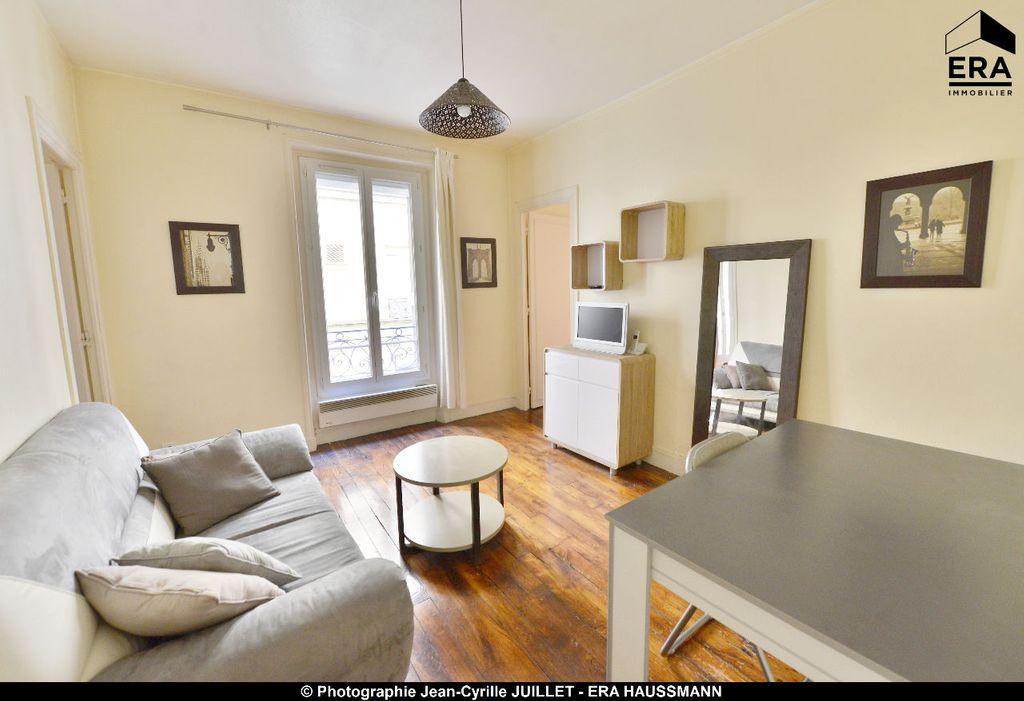 Achat appartement 3pièces 46m² - Paris 9ème arrondissement