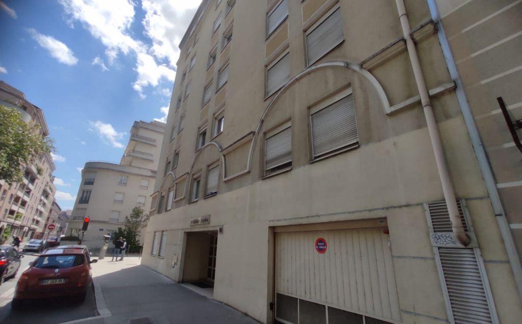 Achat studio 23m² - Lyon 3ème arrondissement