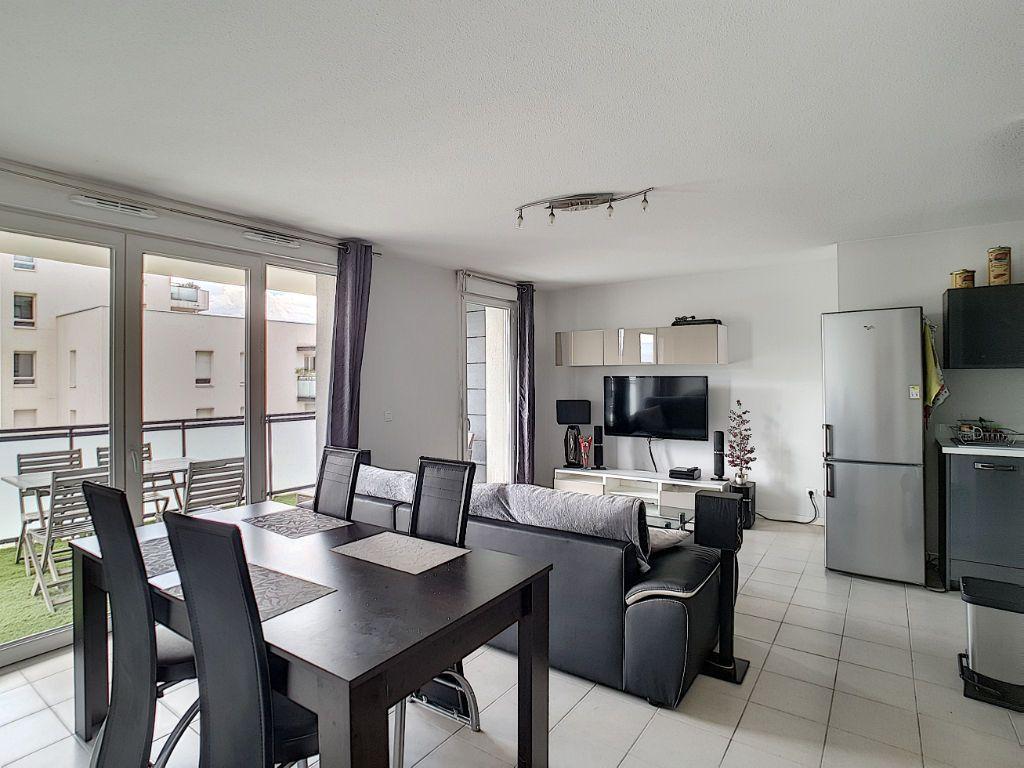 Achat appartement 3pièces 62m² - Grenoble