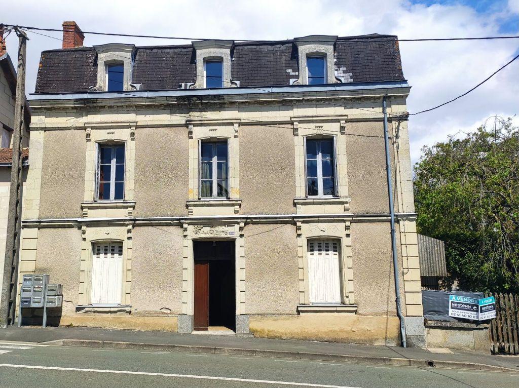 Achat maison 5chambres 138m² - Montreuil-Bellay