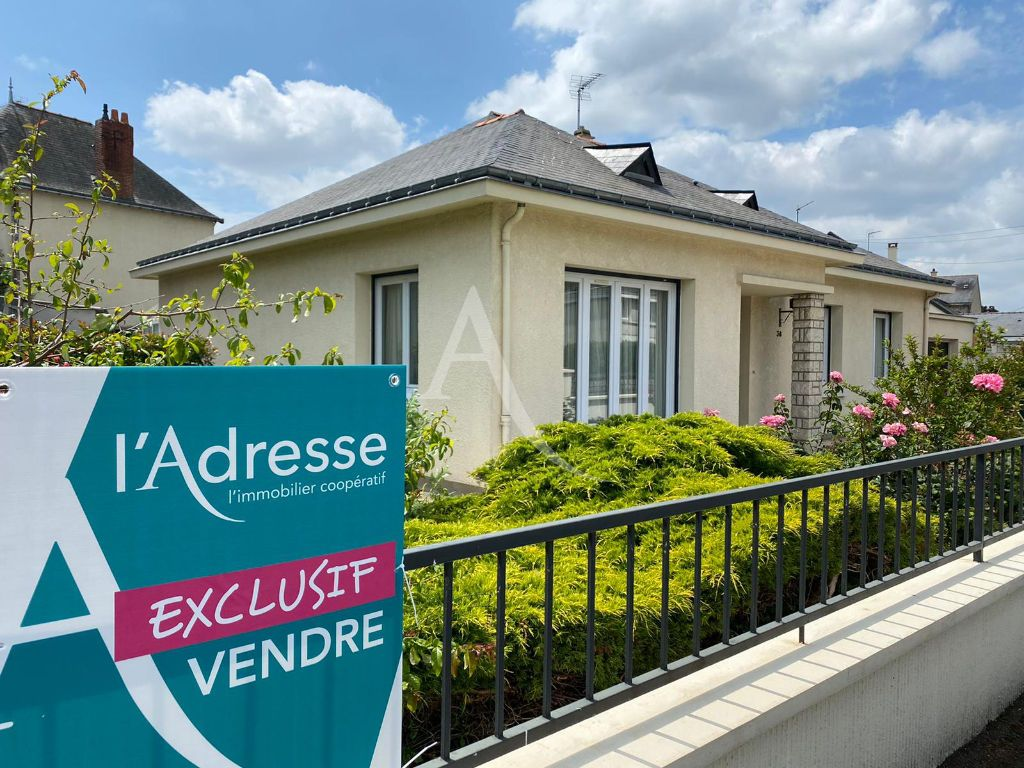 Achat maison 2chambres 103m² - Angers