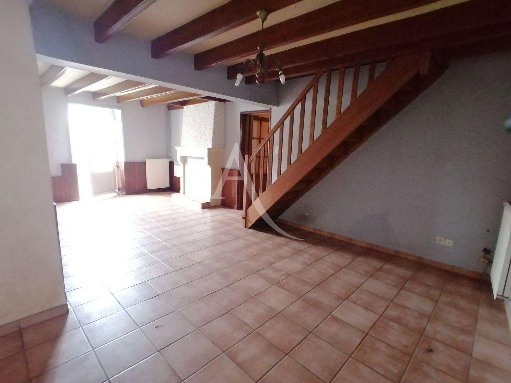Achat maison 4chambres 124m² - Mouzeuil-Saint-Martin