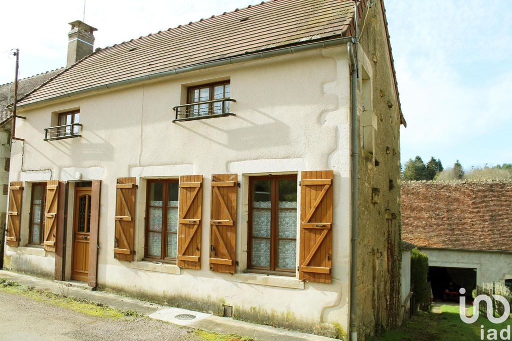 Achat maison 2chambres 92m² - Varzy