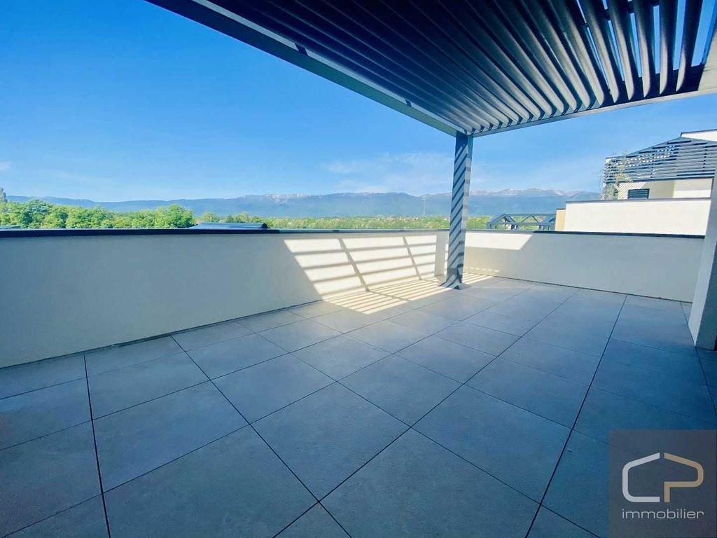 Achat duplex 5pièces 135m² - Ferney-Voltaire