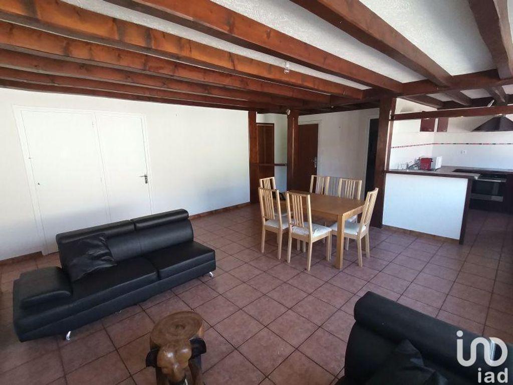 Achat appartement 3pièces 69m² - Bellegarde-sur-Valserine