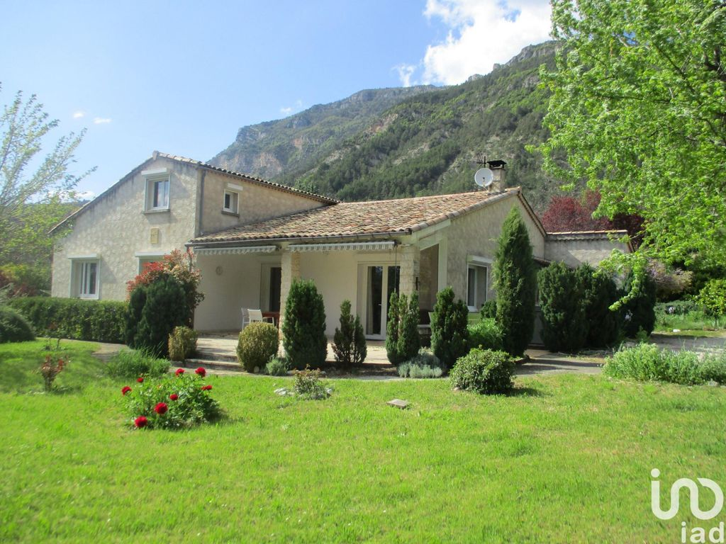 Achat maison 5chambres 190m² - Châtillon-en-Diois