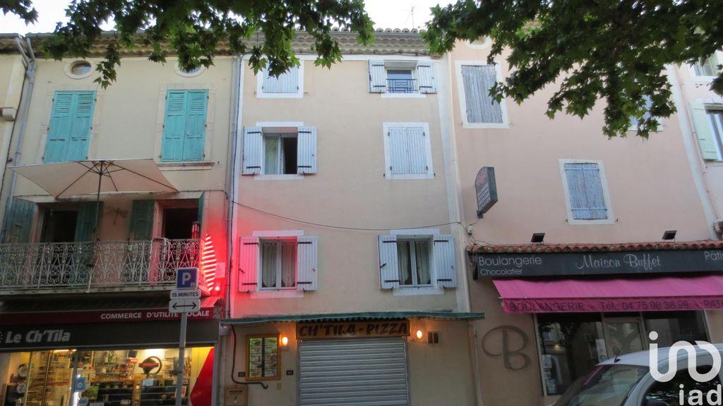 Achat appartement 4pièces 160m² - Tulette