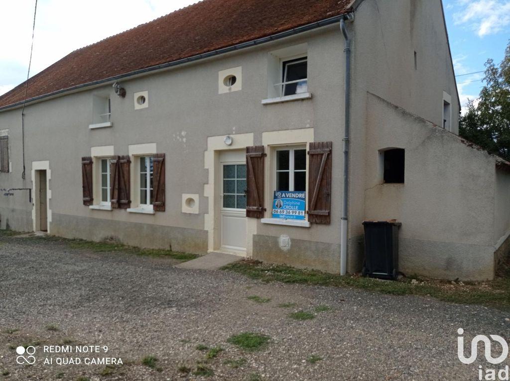 Achat maison 4chambres 161m² - Cosne-Cours-sur-Loire