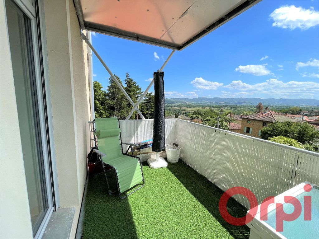 Achat appartement 3pièces 62m² - Bully