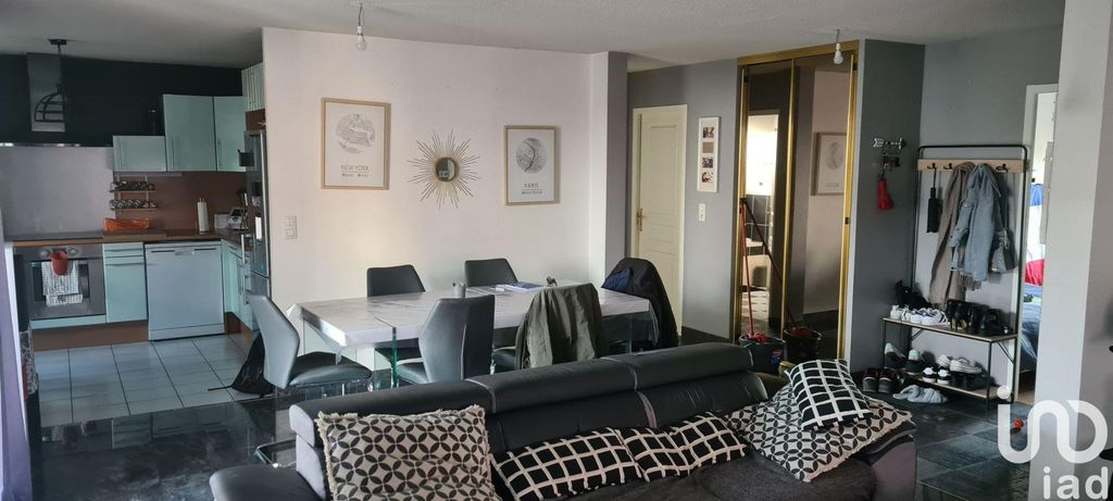 Achat appartement 3pièces 77m² - Troyes