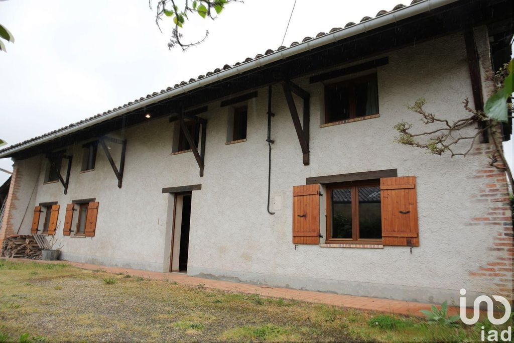 Achat maison 3chambres 168m² - Montracol
