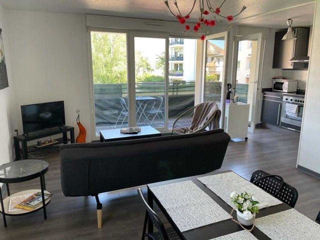 Achat appartement 2pièces 44m² - Strasbourg