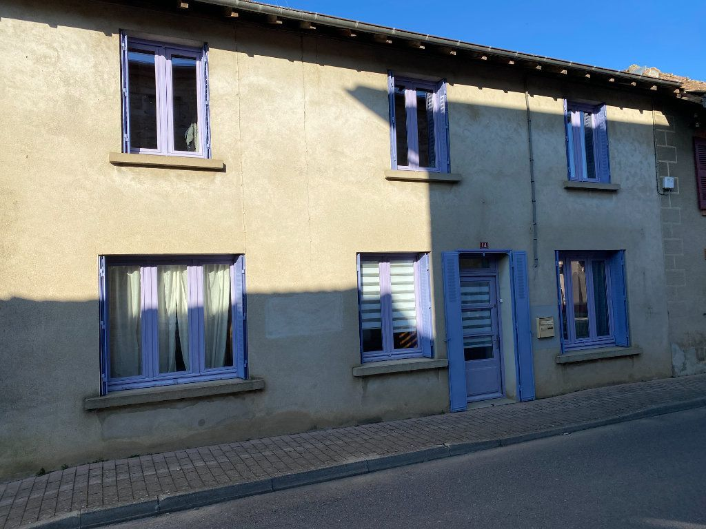 Achat maison 3chambres 85m² - Saint-Trivier-de-Courtes