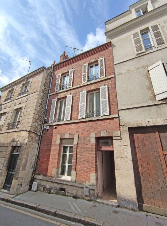 Achat duplex 2pièces 37m² - Orléans
