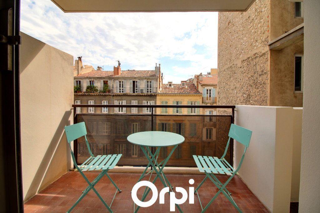 Achat appartement 2pièces 43m² - Marseille 6ème arrondissement