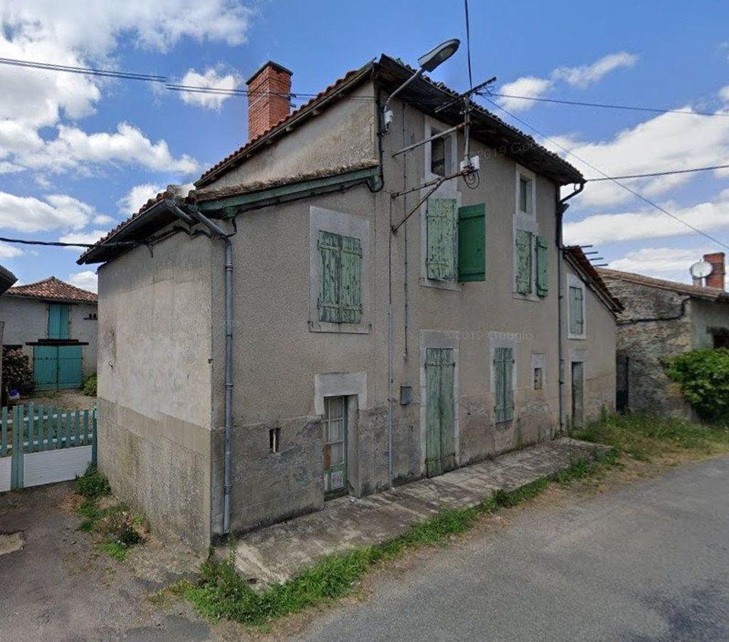 Achat maison 4chambres 160m² - Chabanais