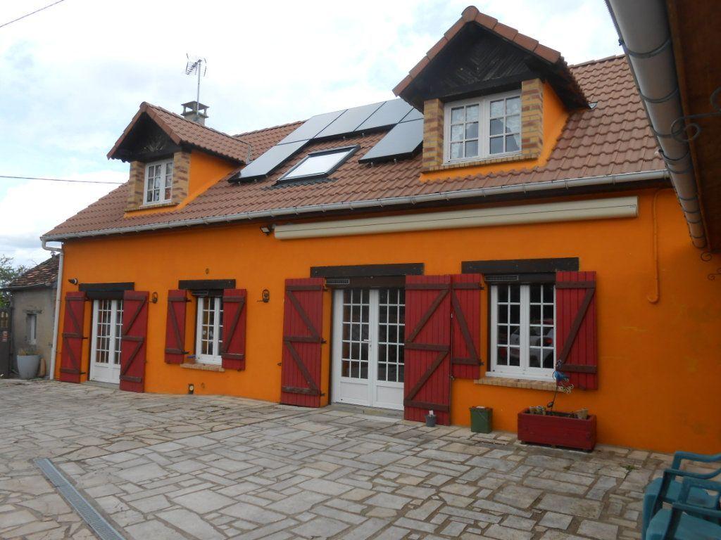 Achat maison 3chambres 120m² - Saint-Pierre-le-Moûtier