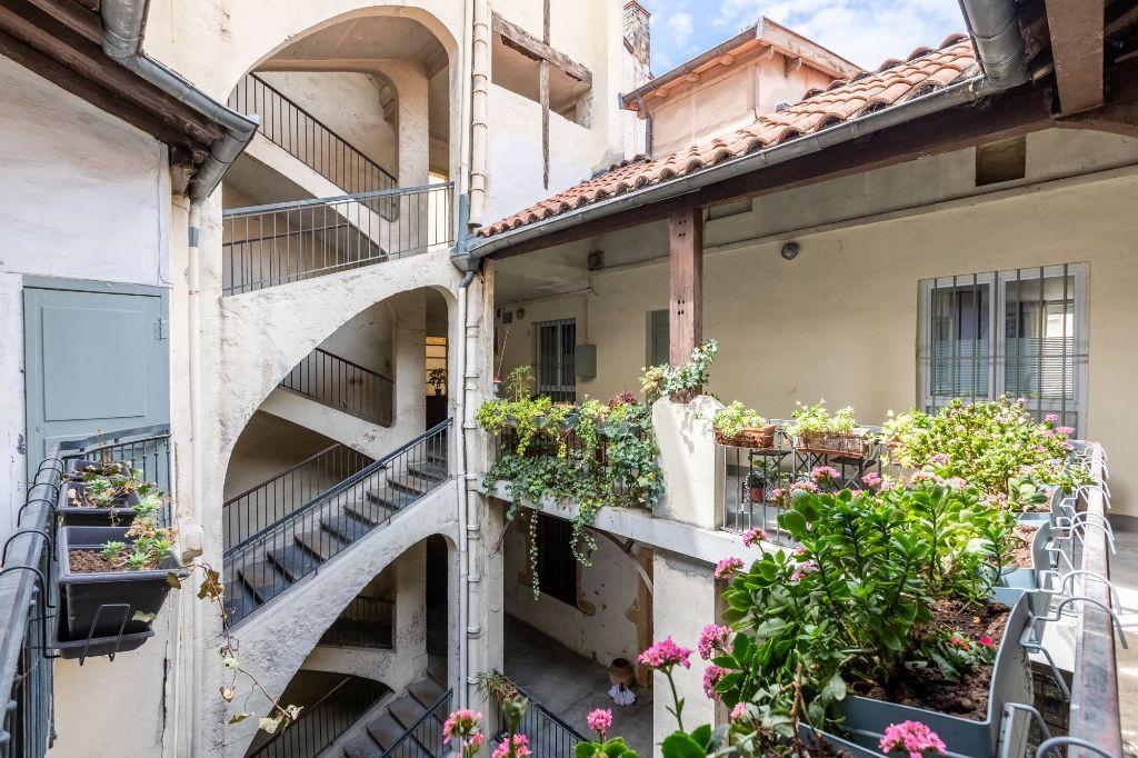 Achat appartement 2pièces 49m² - Lyon 6ème arrondissement