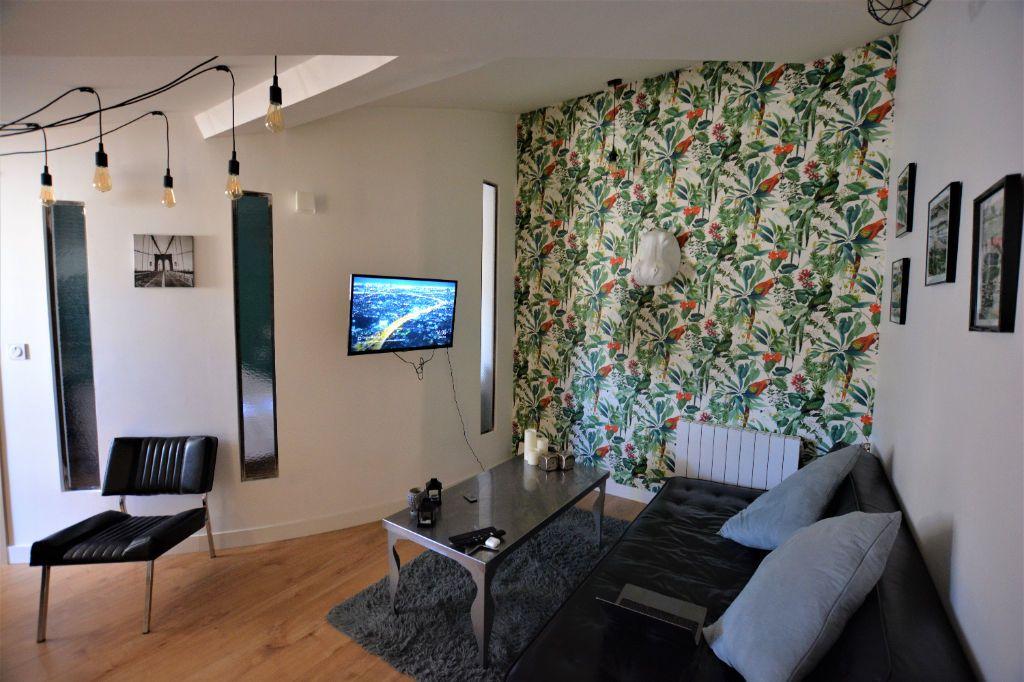 Achat appartement 2pièces 36m² - Lyon 2ème arrondissement