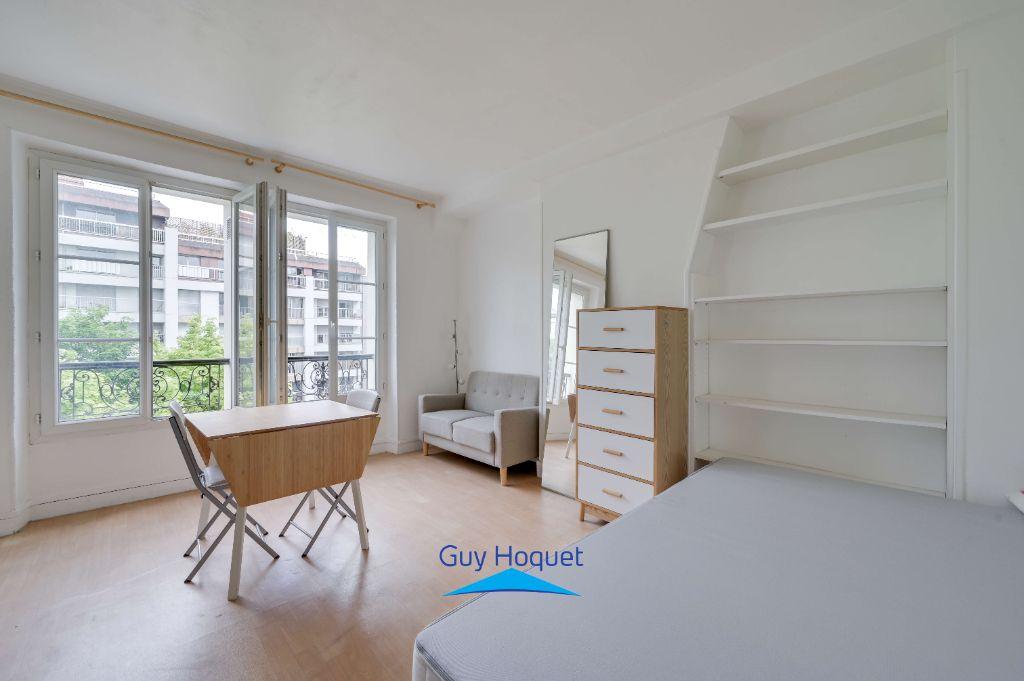 Achat studio 24m² - Paris 10ème arrondissement