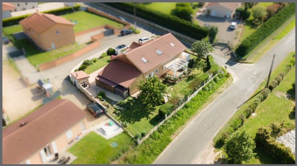 Achat maison 4chambres 133m² - Chanoz-Châtenay