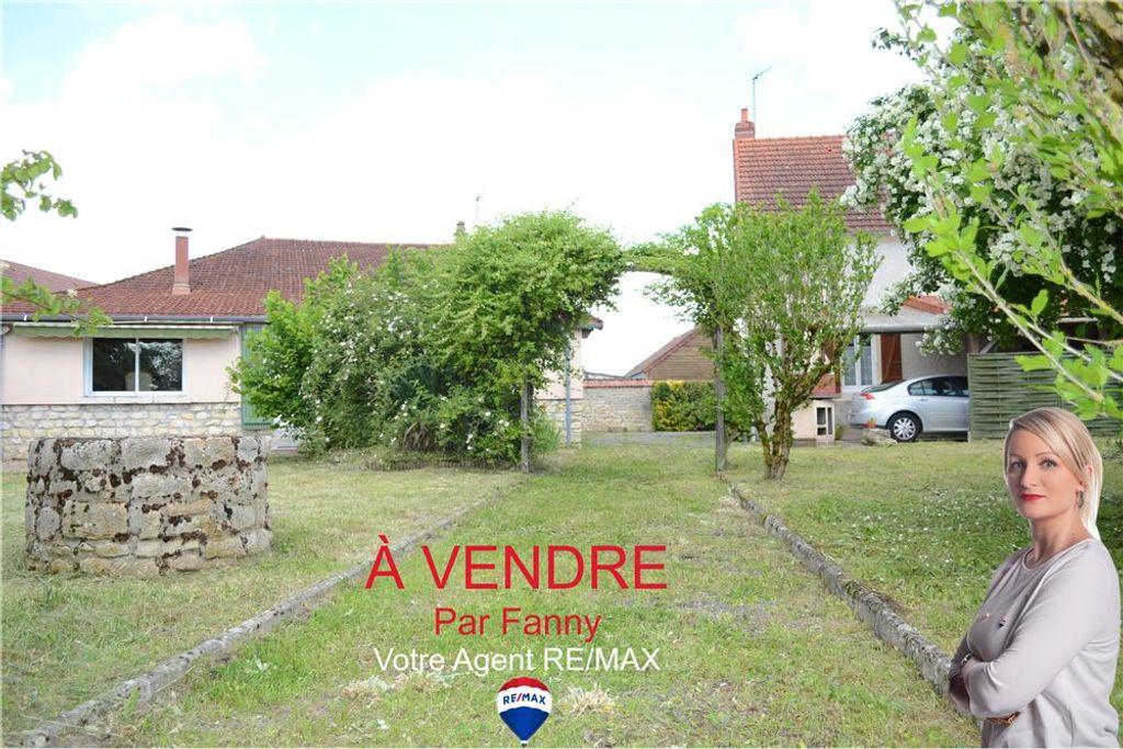 Achat maison 3chambres 115m² - Saint-Éloi