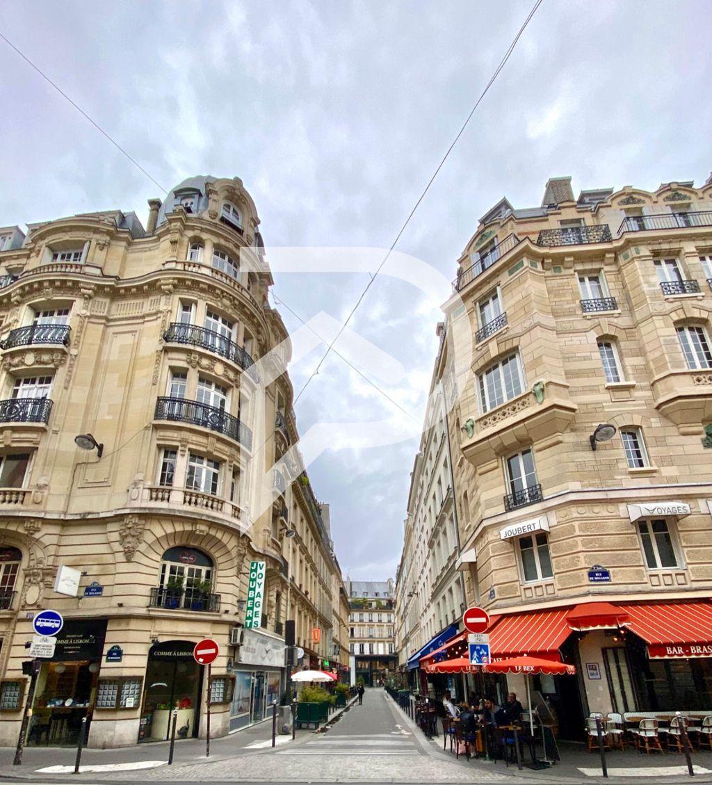 Achat studio 16m² - Paris 9ème arrondissement
