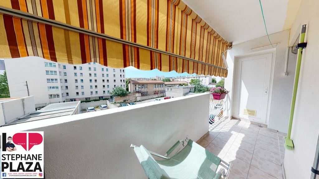 Achat appartement 4pièces 71m² - Marseille 10ème arrondissement
