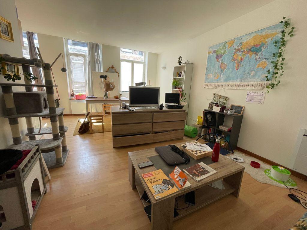 Achat appartement 2pièces 48m² - Lille