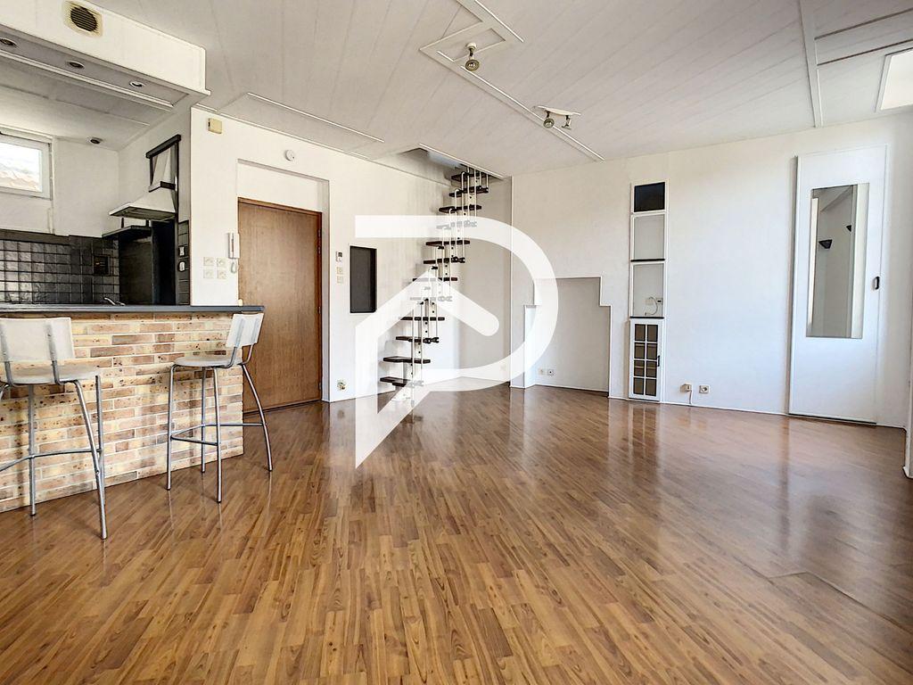 Achat duplex 2pièces 39m² - Dijon